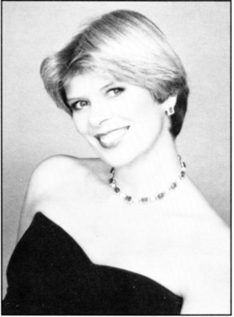 Pari Caldwell Livermore Red and White Ball Founder and inaugural Chair 1986